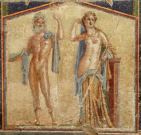Poseidon (Greek sea god)